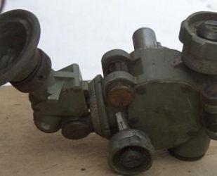 Прицелы миномётные и другие артиллерийские приборы